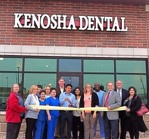 Kenosha Dental Ribbon Cutting