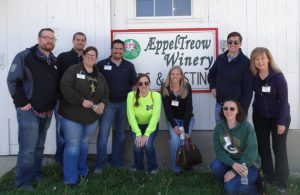 AeppelTreow Winery Leadership Kenosha 2016