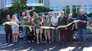 JDog Ribbon Cutting